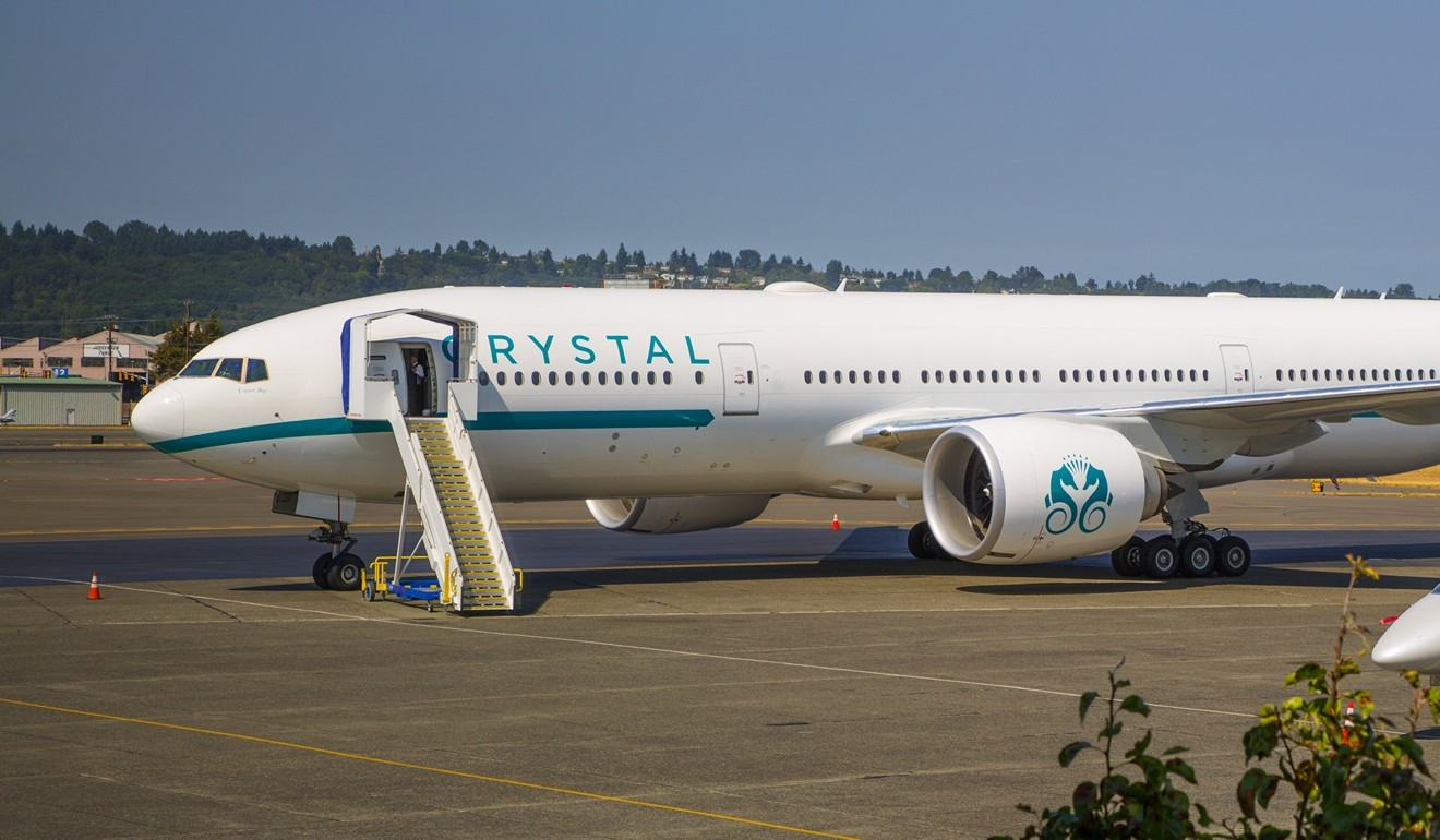 Peek inside the luxury Boeing tailored for the world's