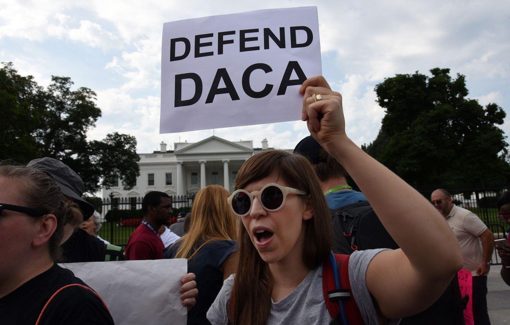 Trump Administration Rescinds Special >> Donald Trump S Administration Rescinds Daca Exposing Young