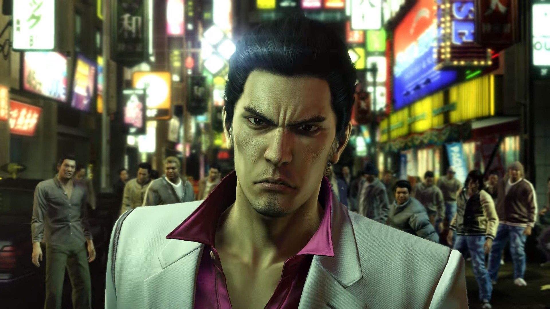 Game review: Yakuza Kiwami – reminiscent of GTA V, but with Japanese