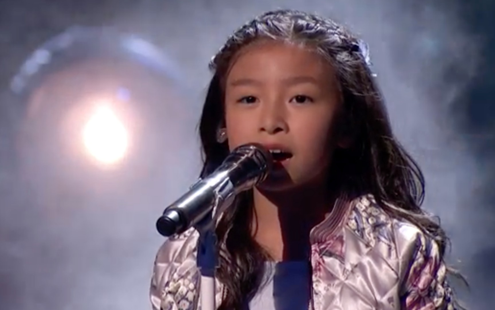Fans outraged as Hong Kong child star Celine Tam fails to reach finals of  America's Got Talent | South China Morning Post