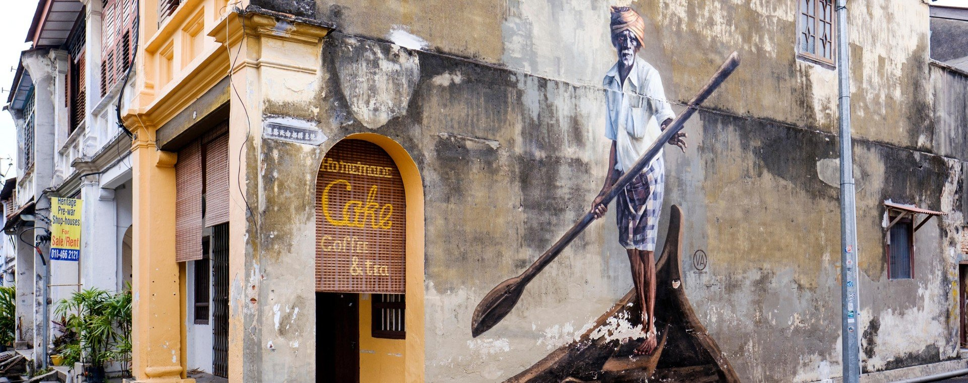 The good, bad and ugly sides to a holiday in Penang