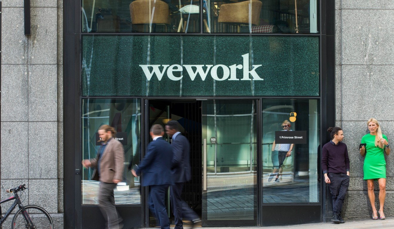 China's UrWork rejects lawsuit by US rival WeWork in battle