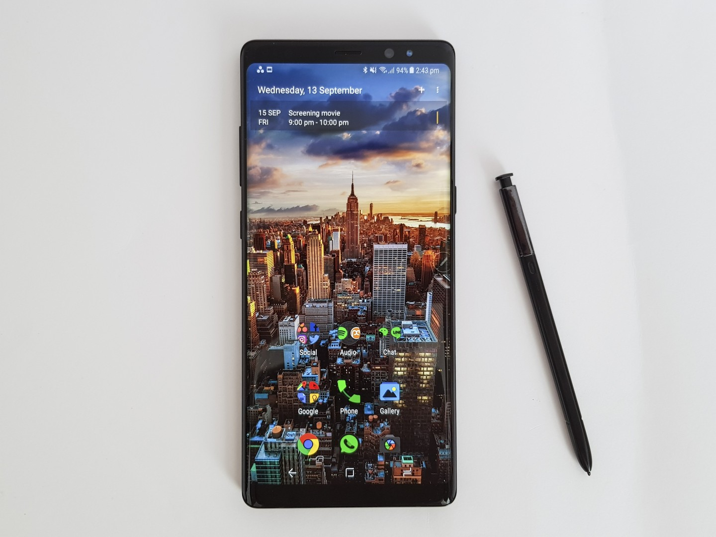 Samsung Galaxy Note 8 full review: top-of-the-line specs and great