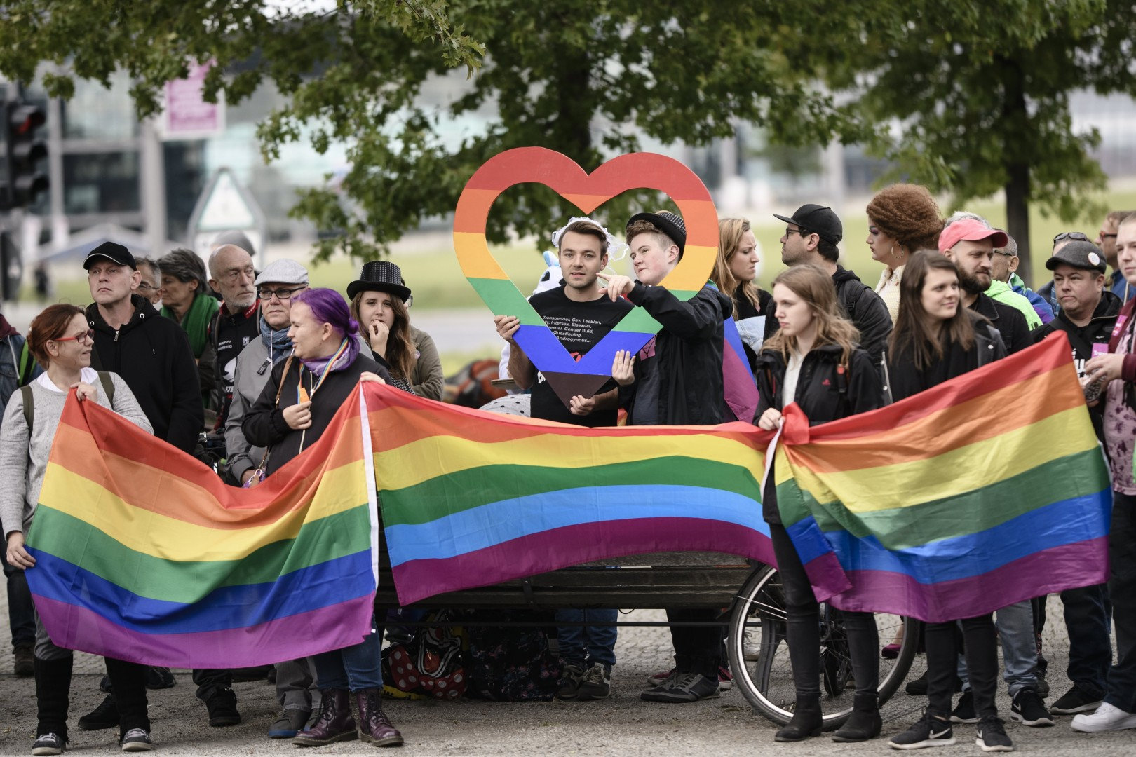 German gay couples get ready to marry on Sunday, after decades of struggle  for equal rights | South China Morning Post