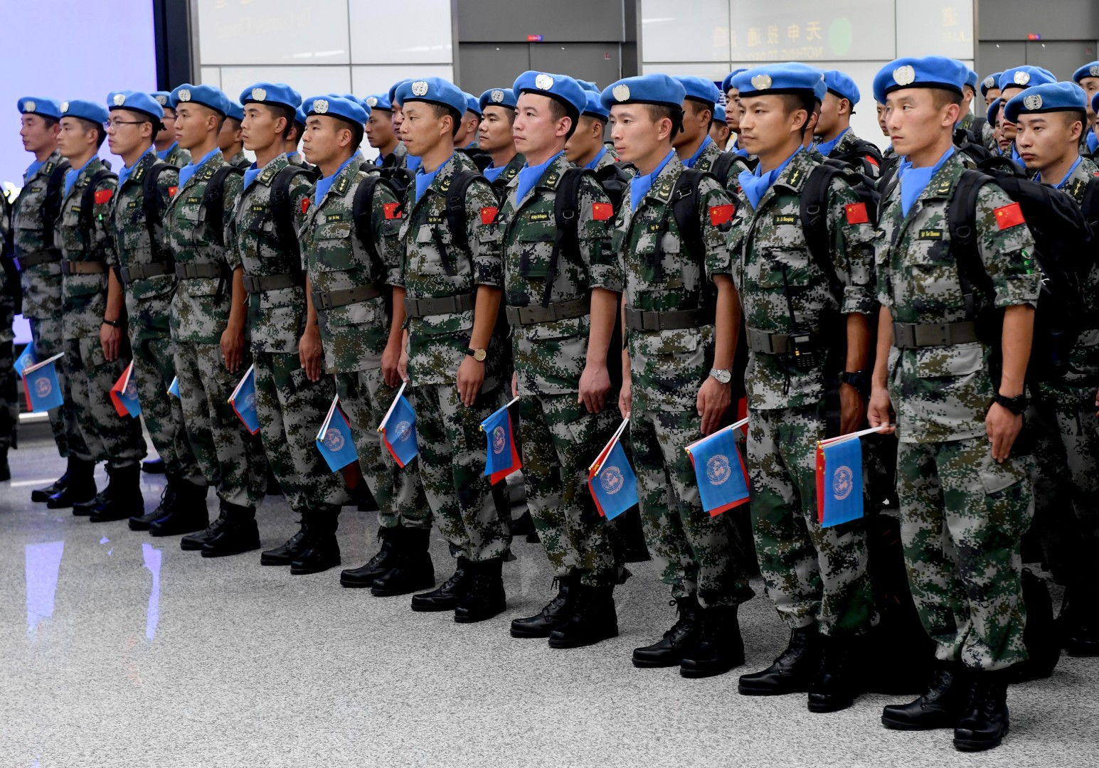 To intervene or not? China's foreign policy experiment in South