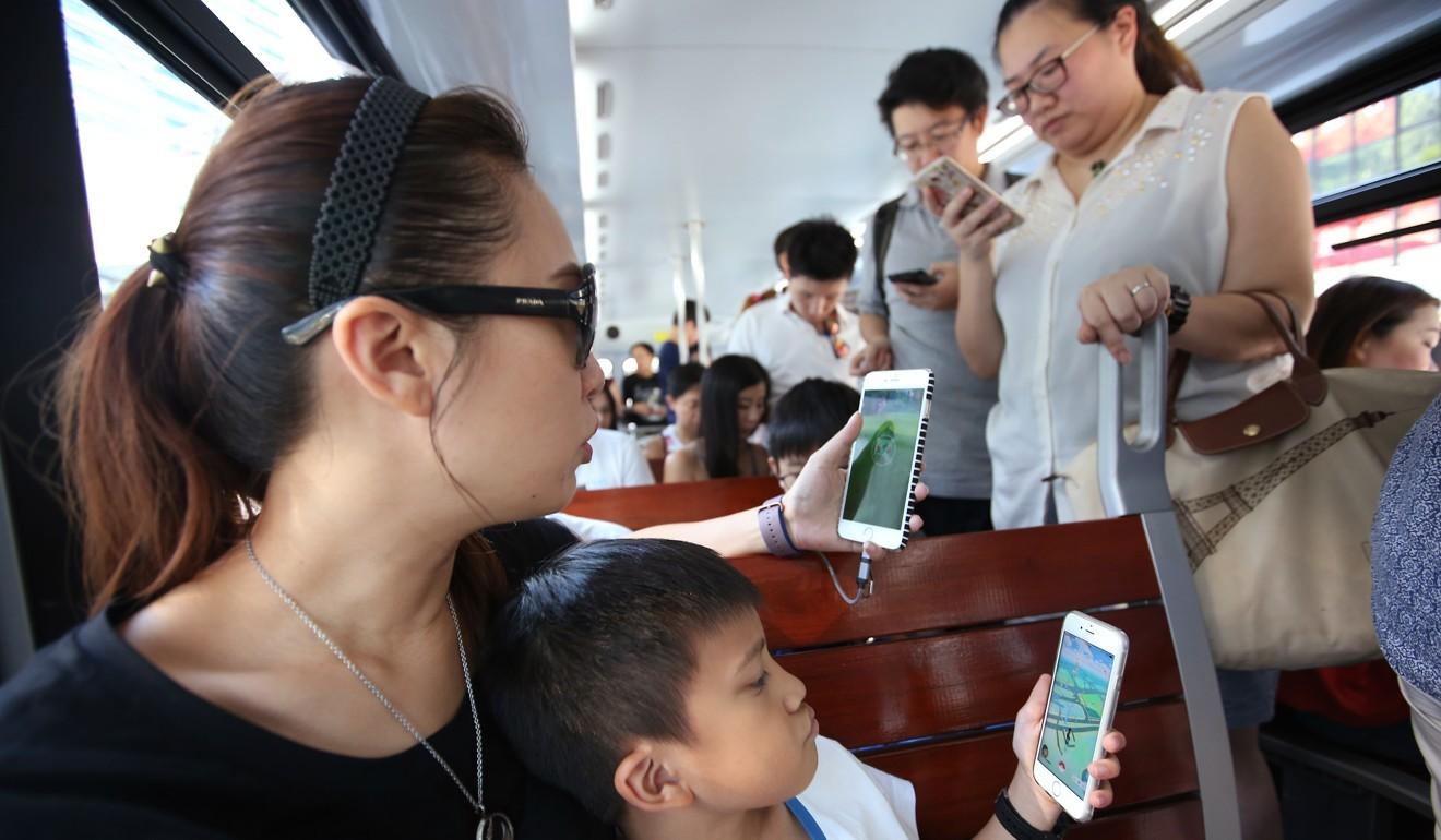 fec3efd851b Hong Kong children face health risk from too much screen time ...