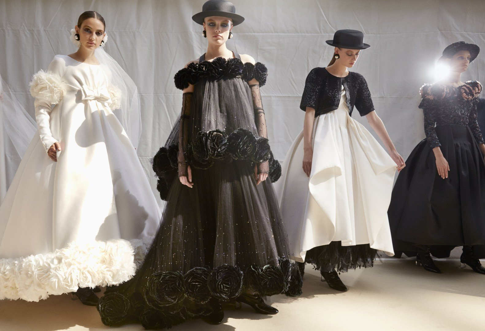 0dc4fadf4d3bcd Chanel's exquisite haute couture preserves craftsmanship and unites  heritage artisans | South China Morning Post
