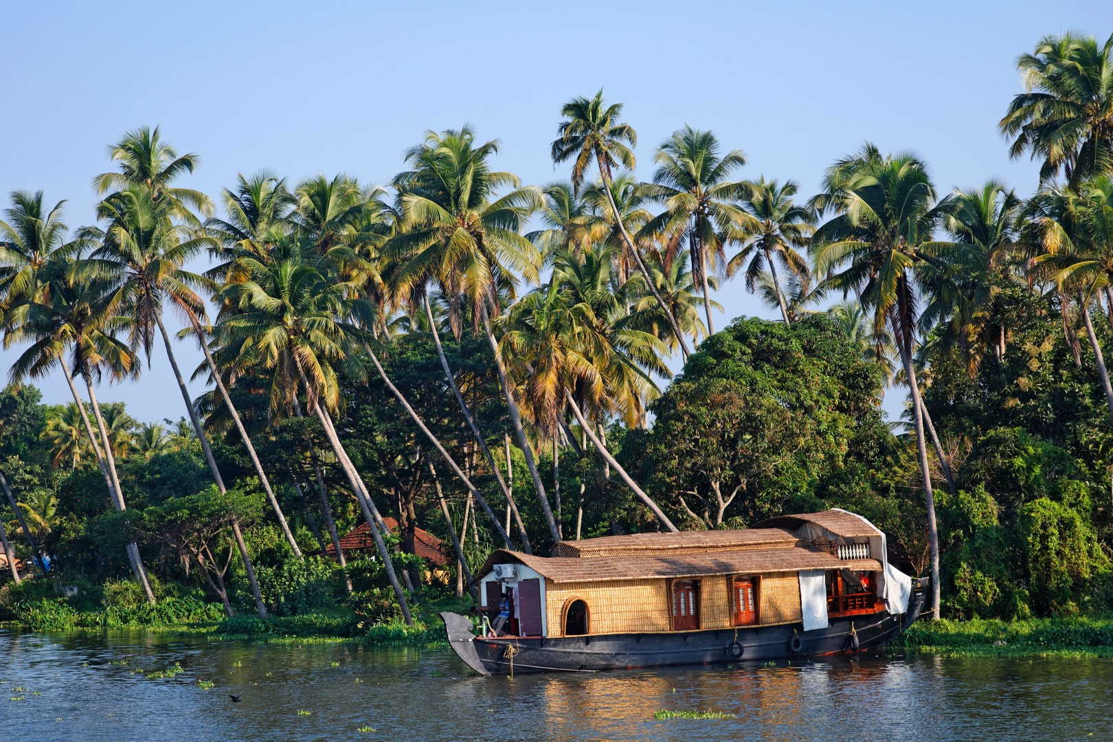 The good, bad and ugly sides to cruising the backwaters of Kerala