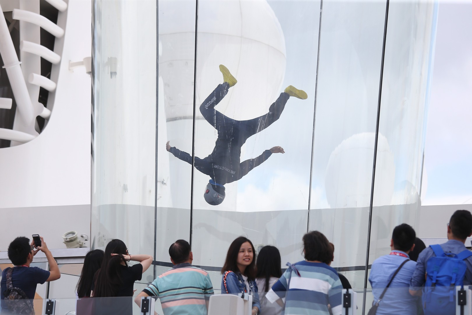 ee05cb670 From a drop zone in pre-handover Hong Kong to the new fad of indoor  skydiving | South China Morning Post
