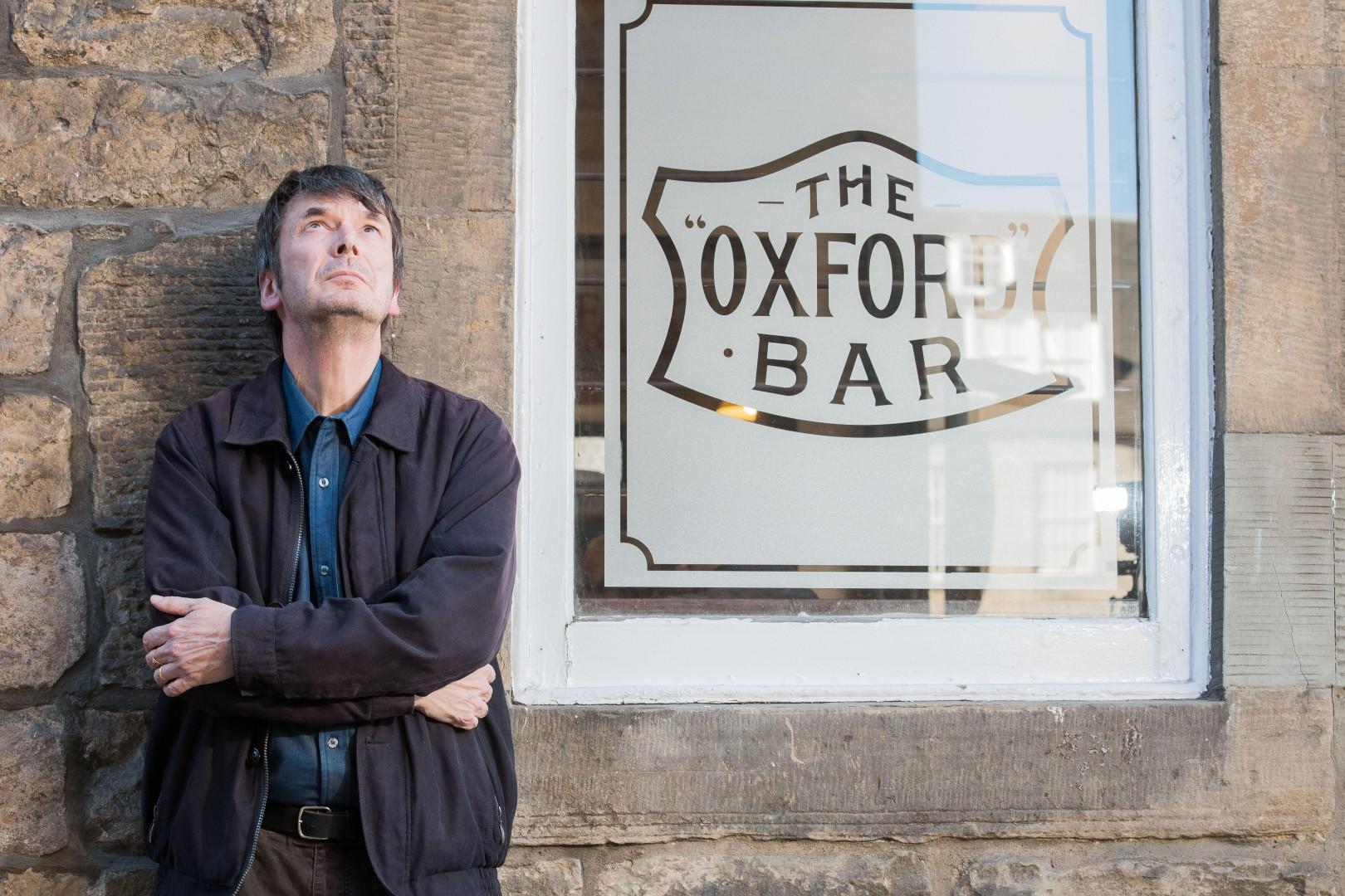 Author Ian Rankin on 30 years with John Rebus, irascible detective