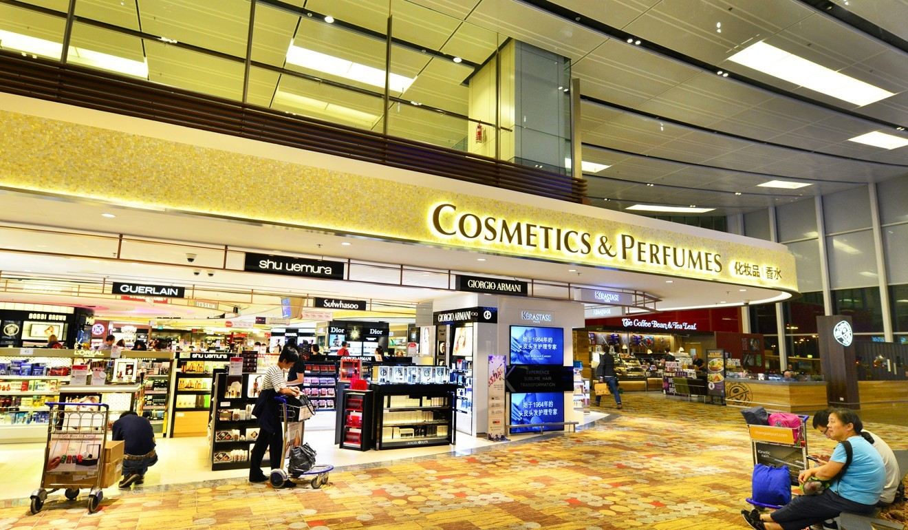 af9c11c526 How duty free shopping is changing the beauty industry