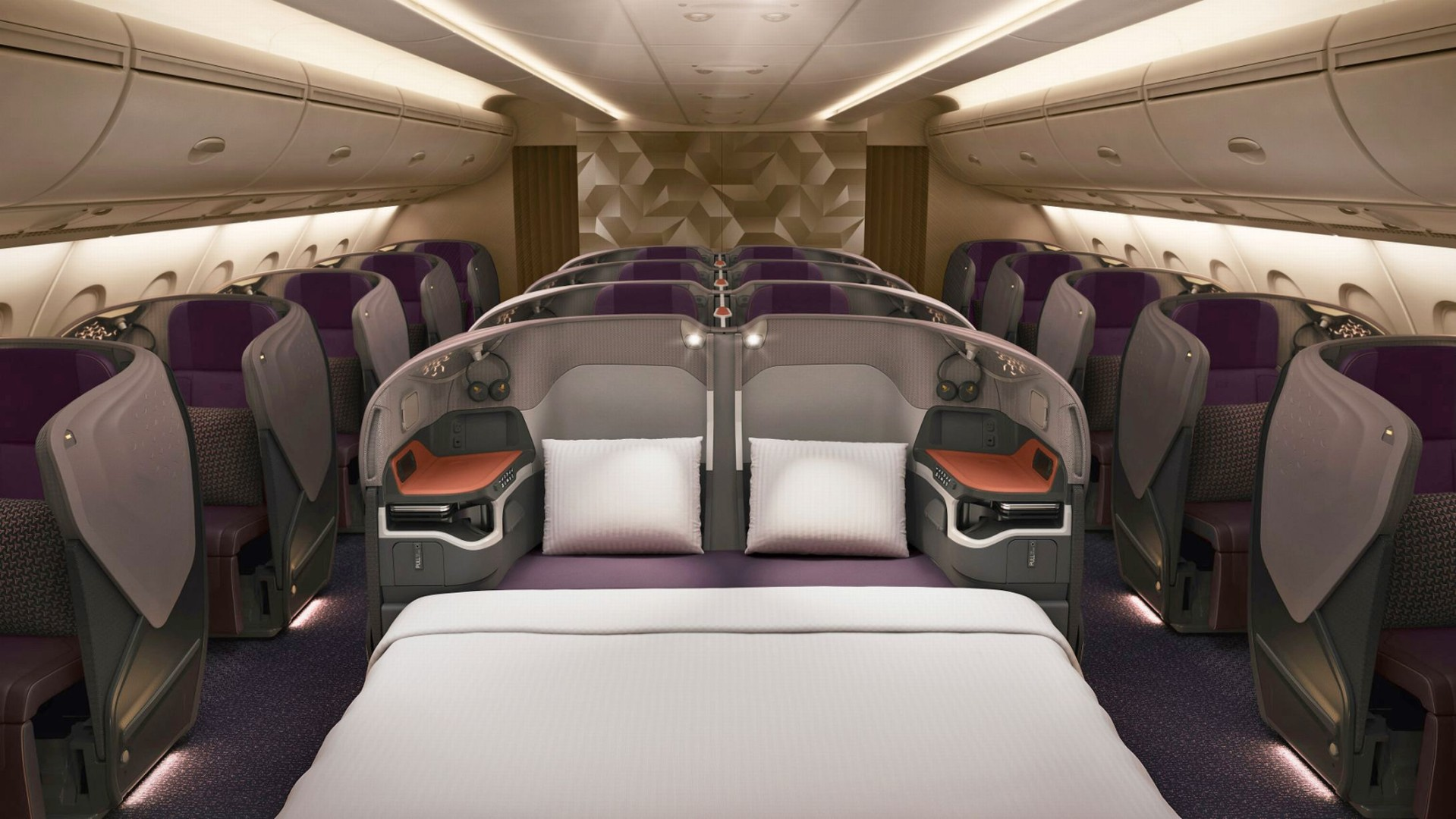 Inside Singapore Airlines\' new Airbus A380 luxury suites ...