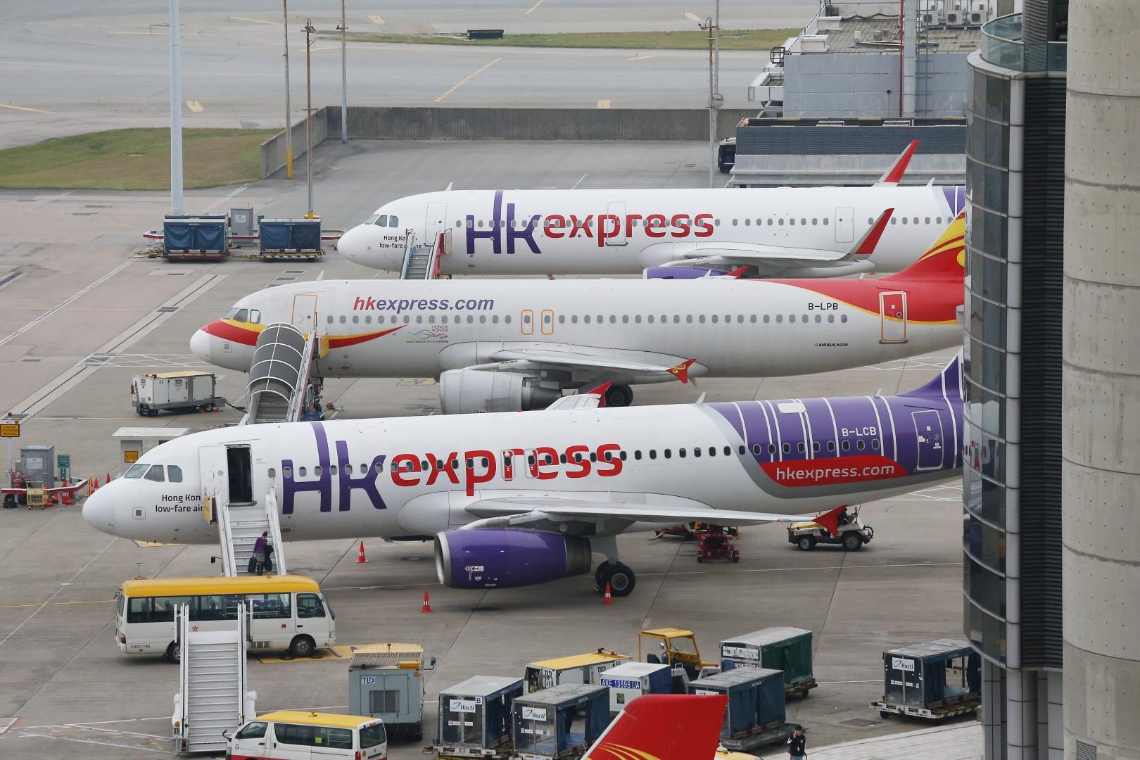 Hong Kong Express banned from adding new aircraft, flights or ...