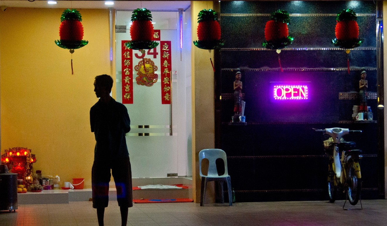 Singapore's sex trade: licensed brothels, 'sugar babies', and laws