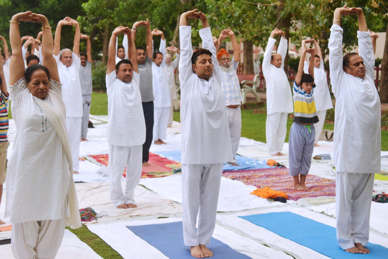 Indian words, from yoga poses to menu items, enter Oxford