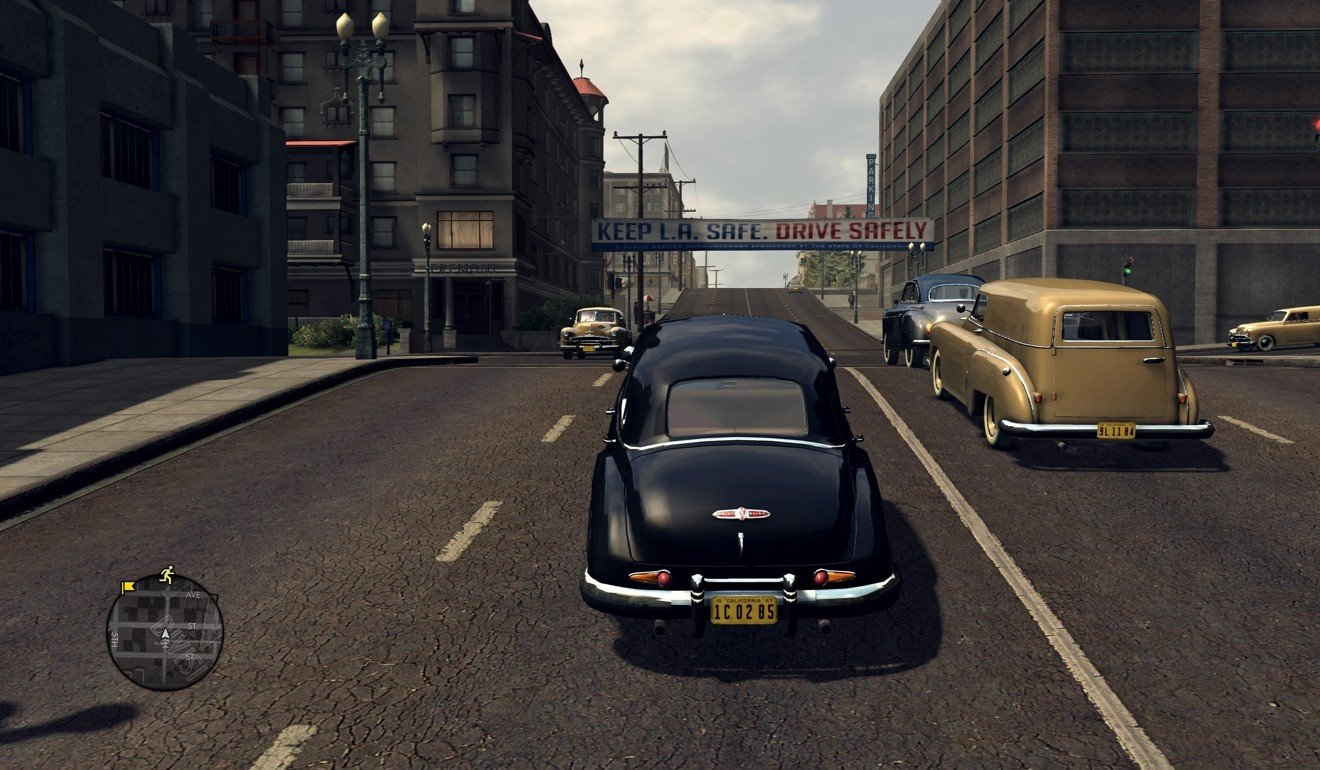 Game review: L A  Noire – quirky Rockstar classic is given a