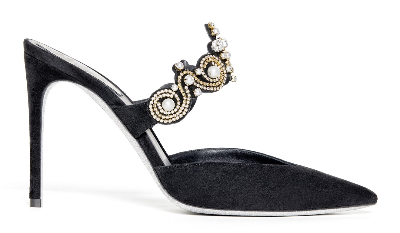 4a681c7ea Why luxury shoe brand Rene Caovilla is a hit in China