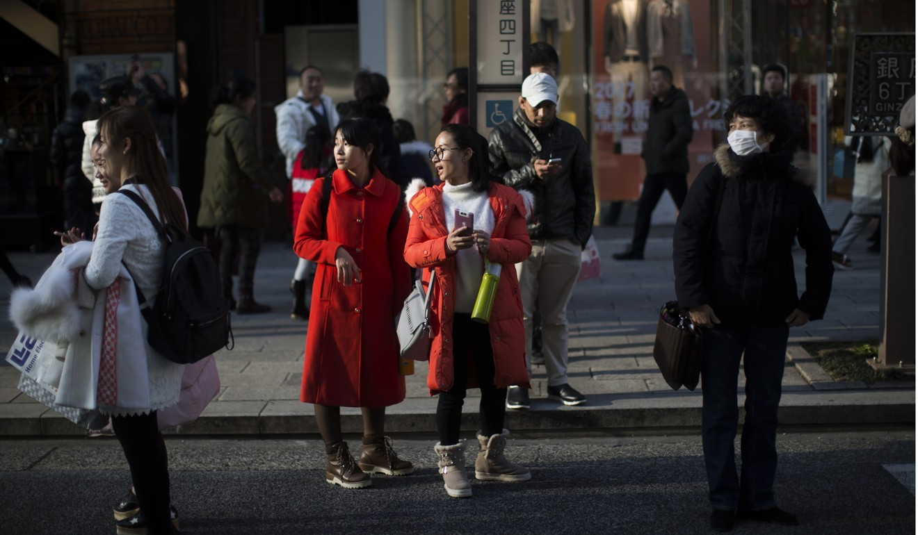 Hong Kong people cling to 'cold' Japan when they should warm