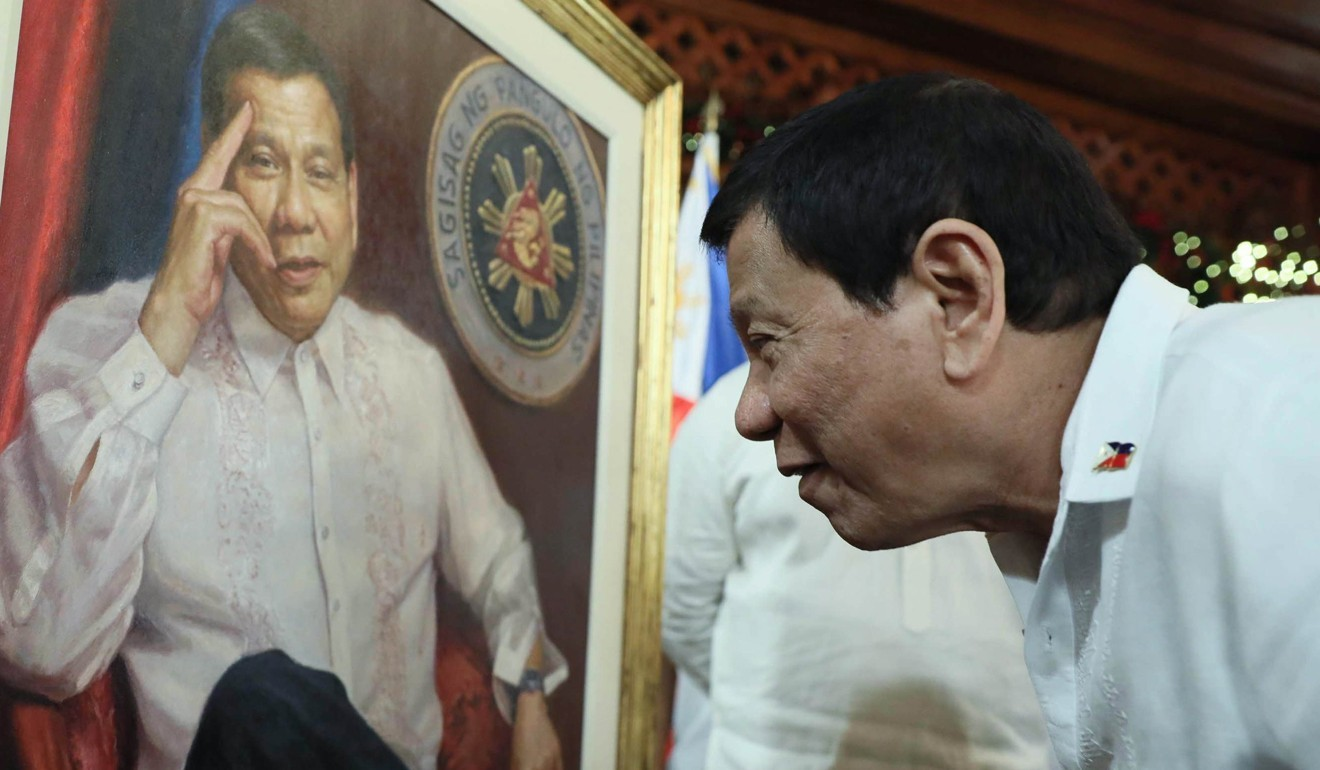 For Philippine President Rodrigo Duterte, it was another year of