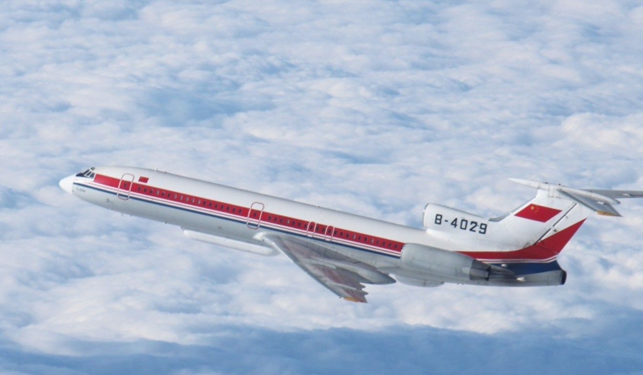 How an ageing Russian passenger jet became a key part of