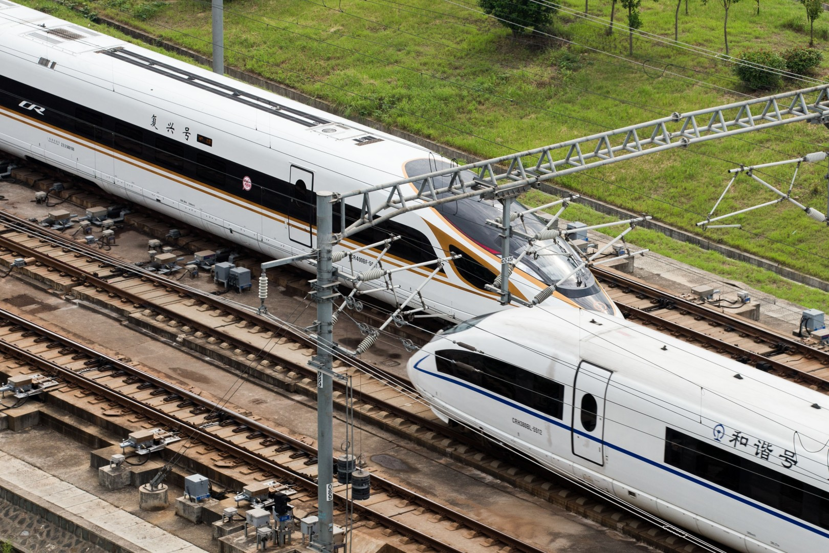 Full speed ahead for China's fast rail network with US$112 billion