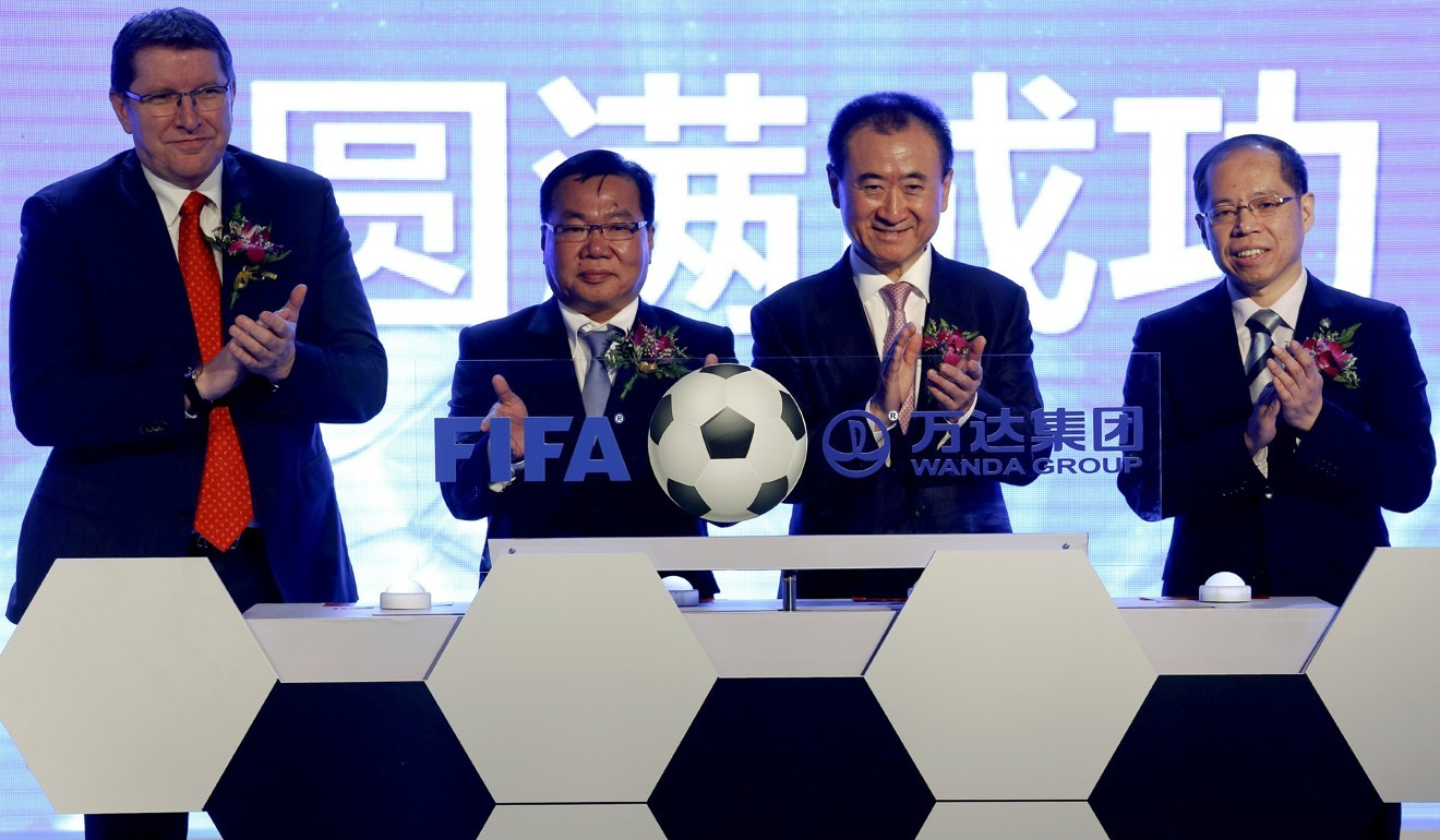 17d820aa9e9 Fifa milking Chinese companies for sponsorship shows World Cup dream is a  question of 'when' not 'if' | South China Morning Post