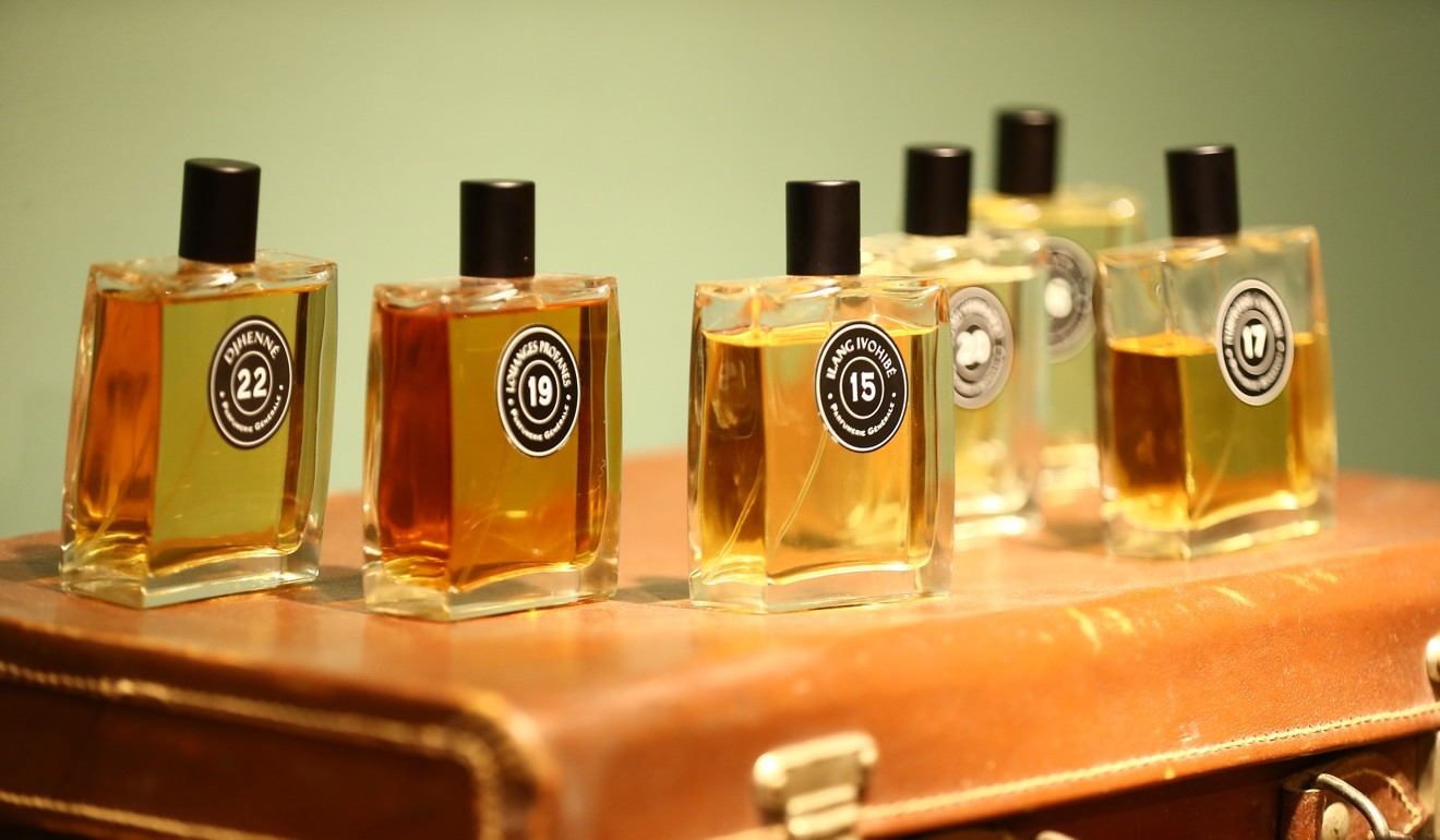 China's fragrance market: a learning curve for businesses