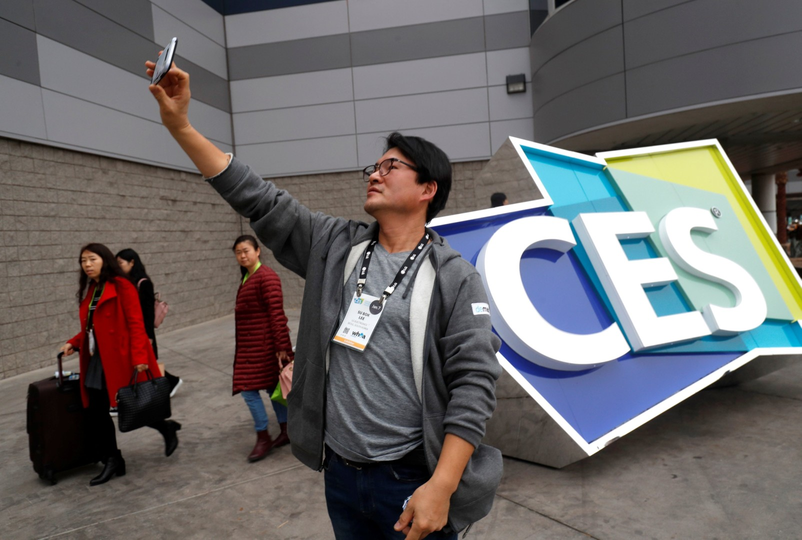 CES becomes the Chinese electronics show as Shenzhen