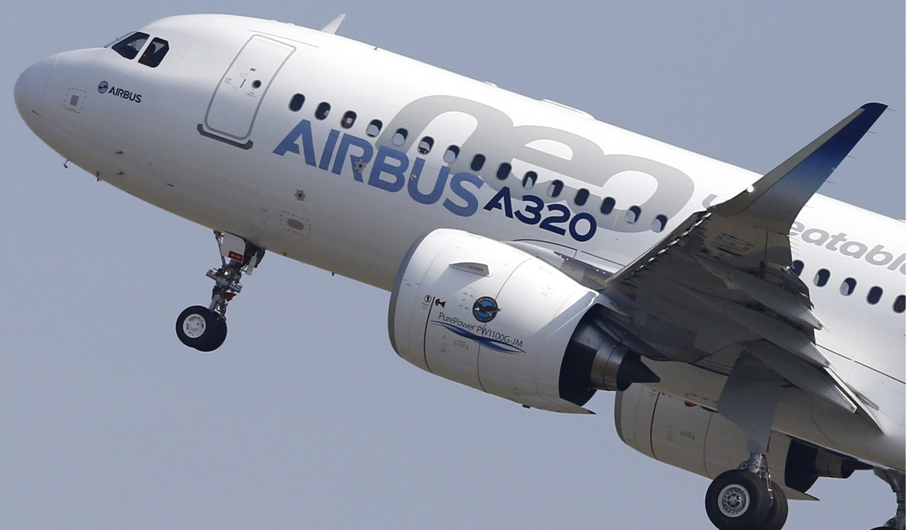 French President Macron confirms China will buy 184 Airbus A320