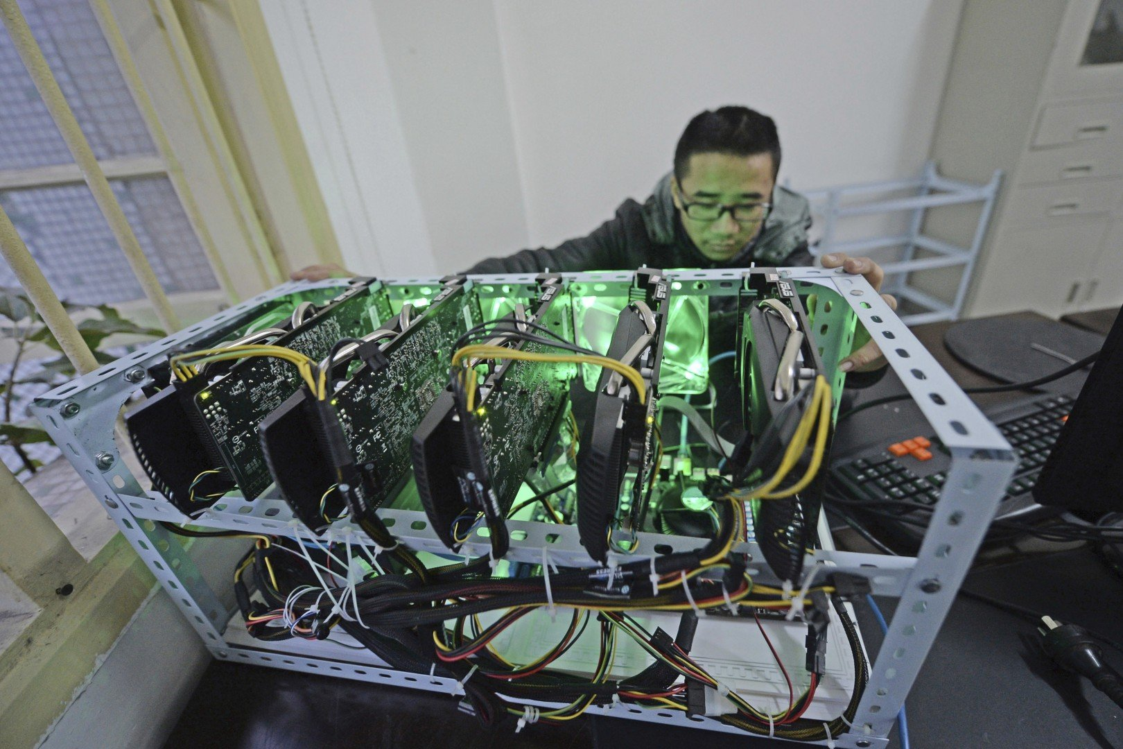 How to do bitcoin mining on pc