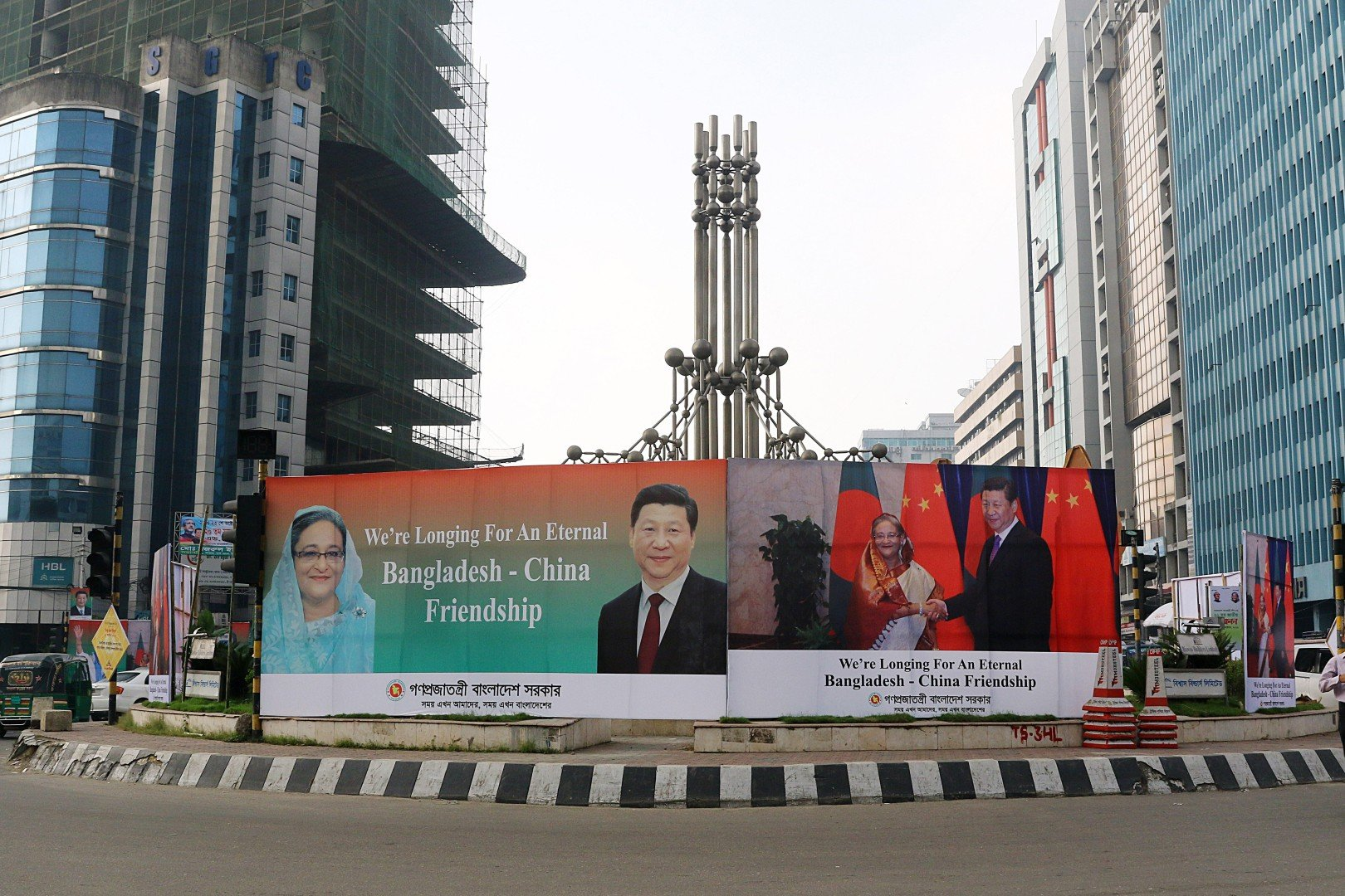 Bangladesh blacklists Chinese construction firm, cancels