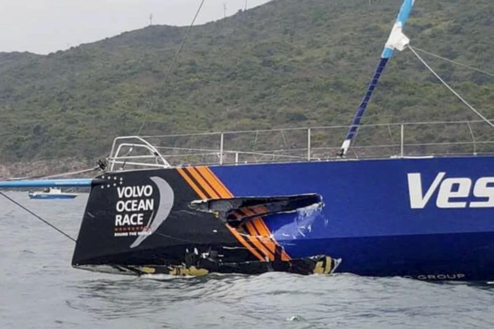 Vestas crash death: co-skippers speak for first time on tragic Volvo