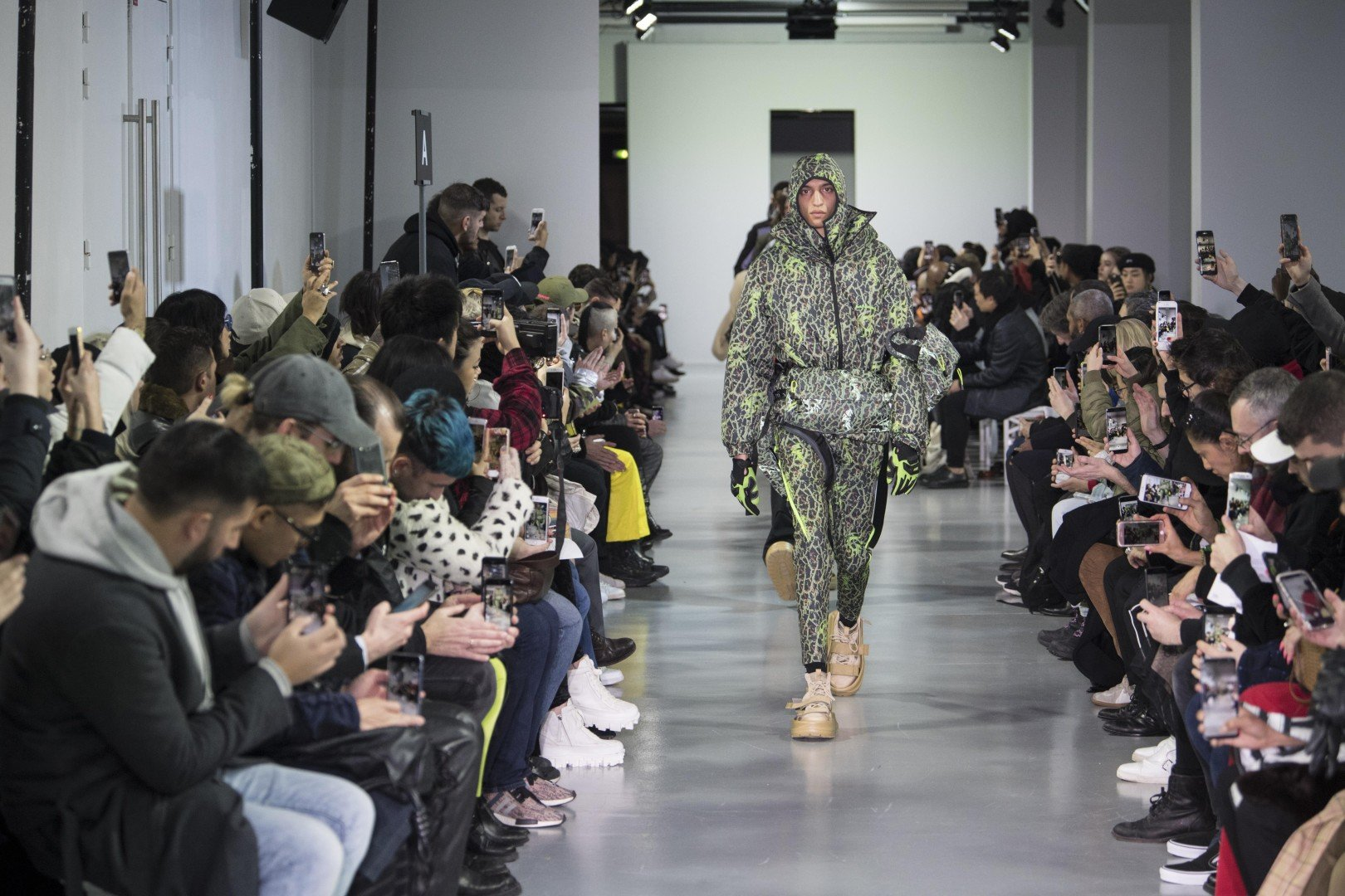 1ca99951675 Paris Fashion Week  five Chinese menswear designers prove they can compete  with the best on the world s biggest stage