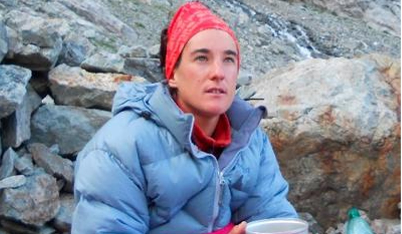 123d91c4f95 Daring rescue team climbs in pitch darkness to reach stranded French woman  on Pakistan s  killer mountain