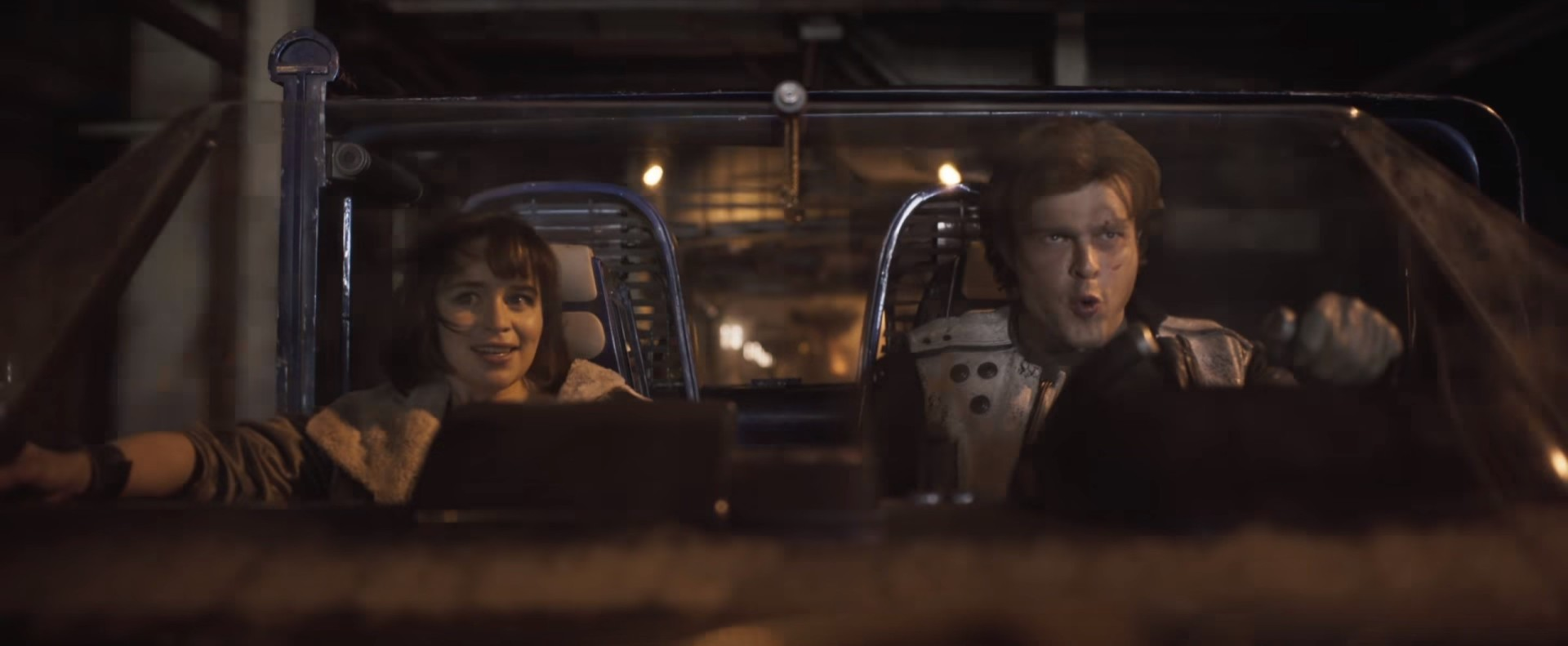 Solo: A Star Wars Story trailer  Has Ron Howard steered film away