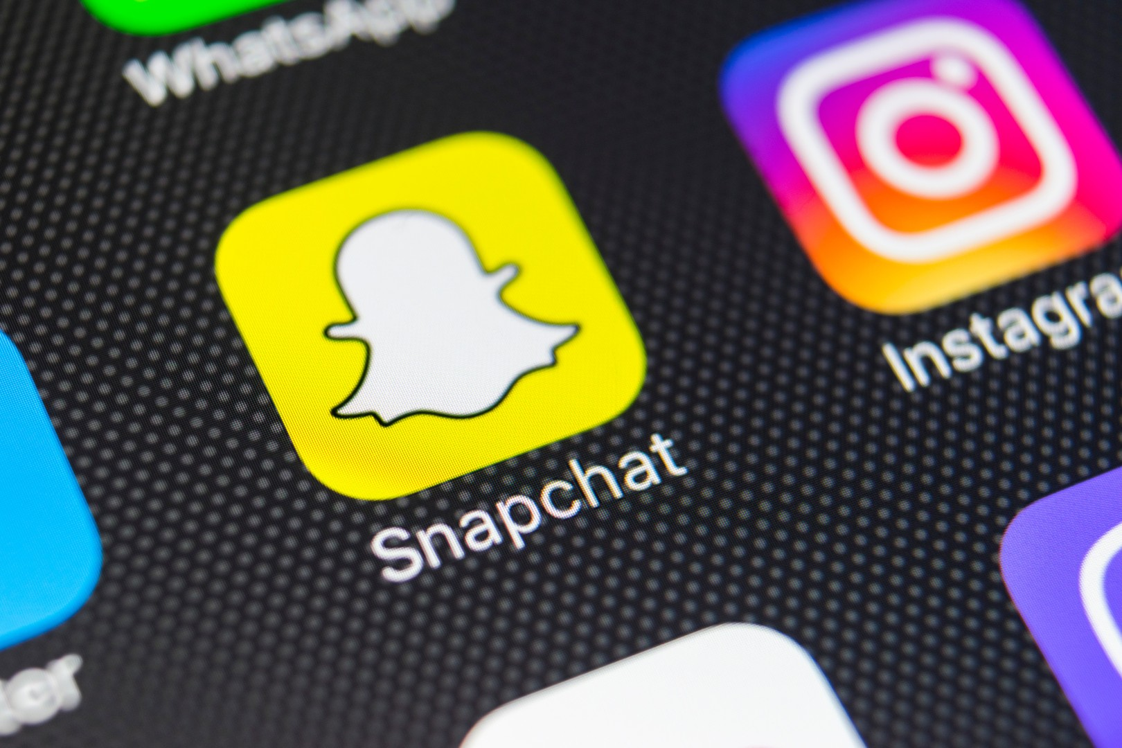 Snapchat's rise from obscure app to Facebook rival charted