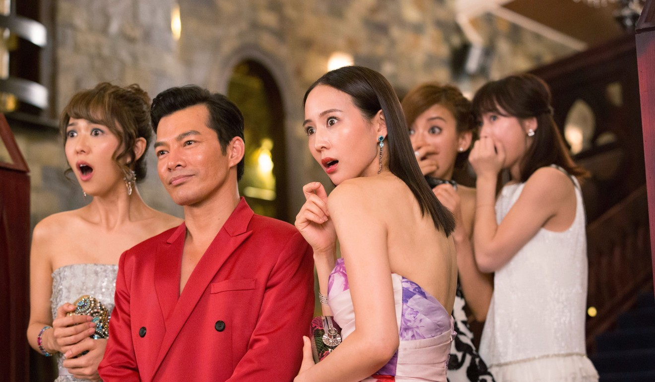 Girls vs Gangsters film review: Barbara Wong channels The