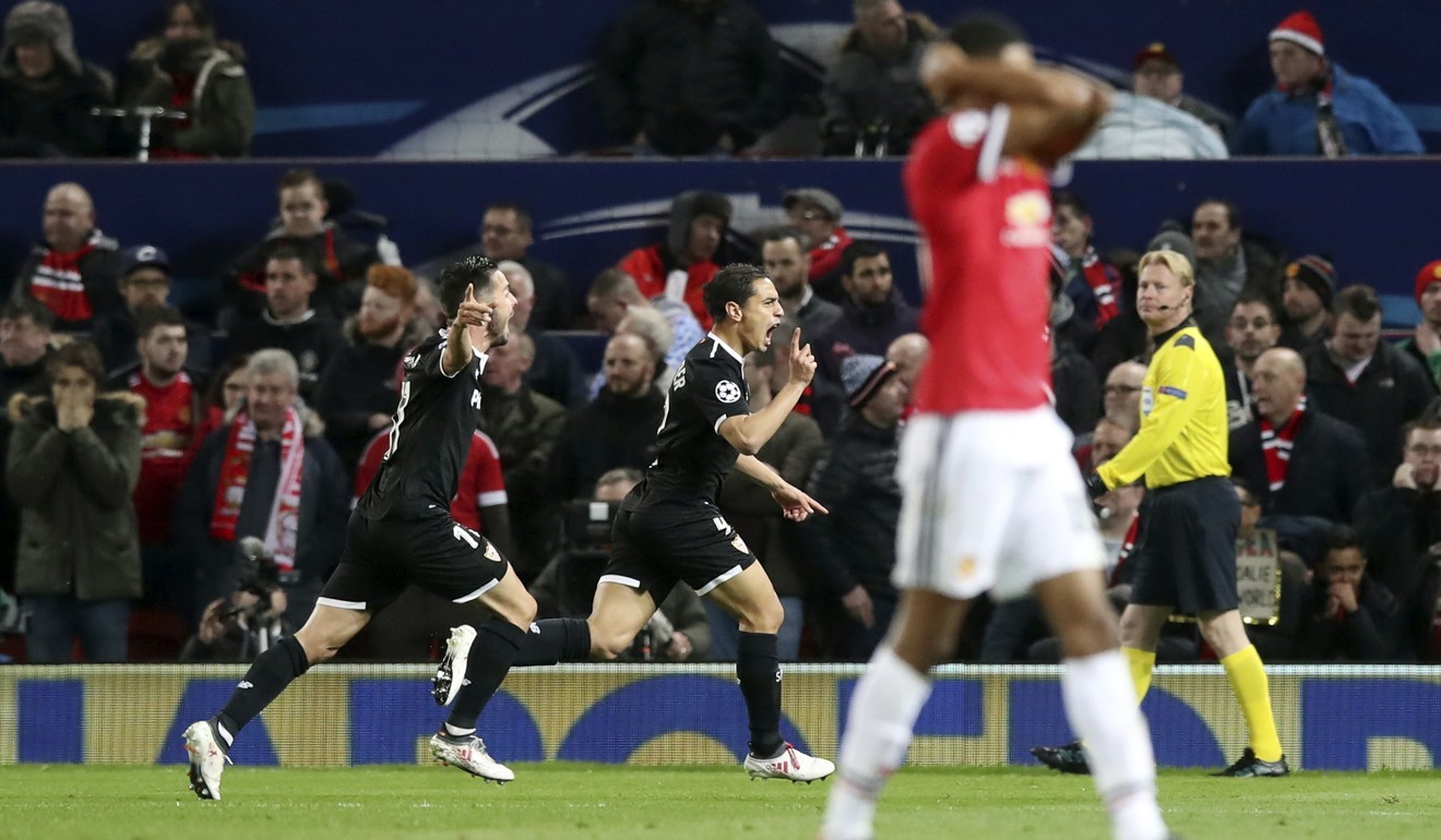 bef97d8b8 Champions League heartbreak  nothing new  for Manchester United says Jose  Mourinho – who has knocked them out twice
