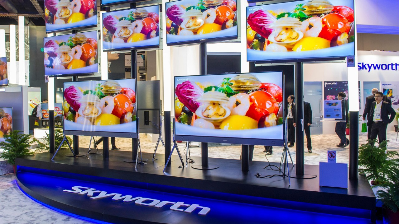 Baidu invests US$158m in Skyworth's smart TV unit | South