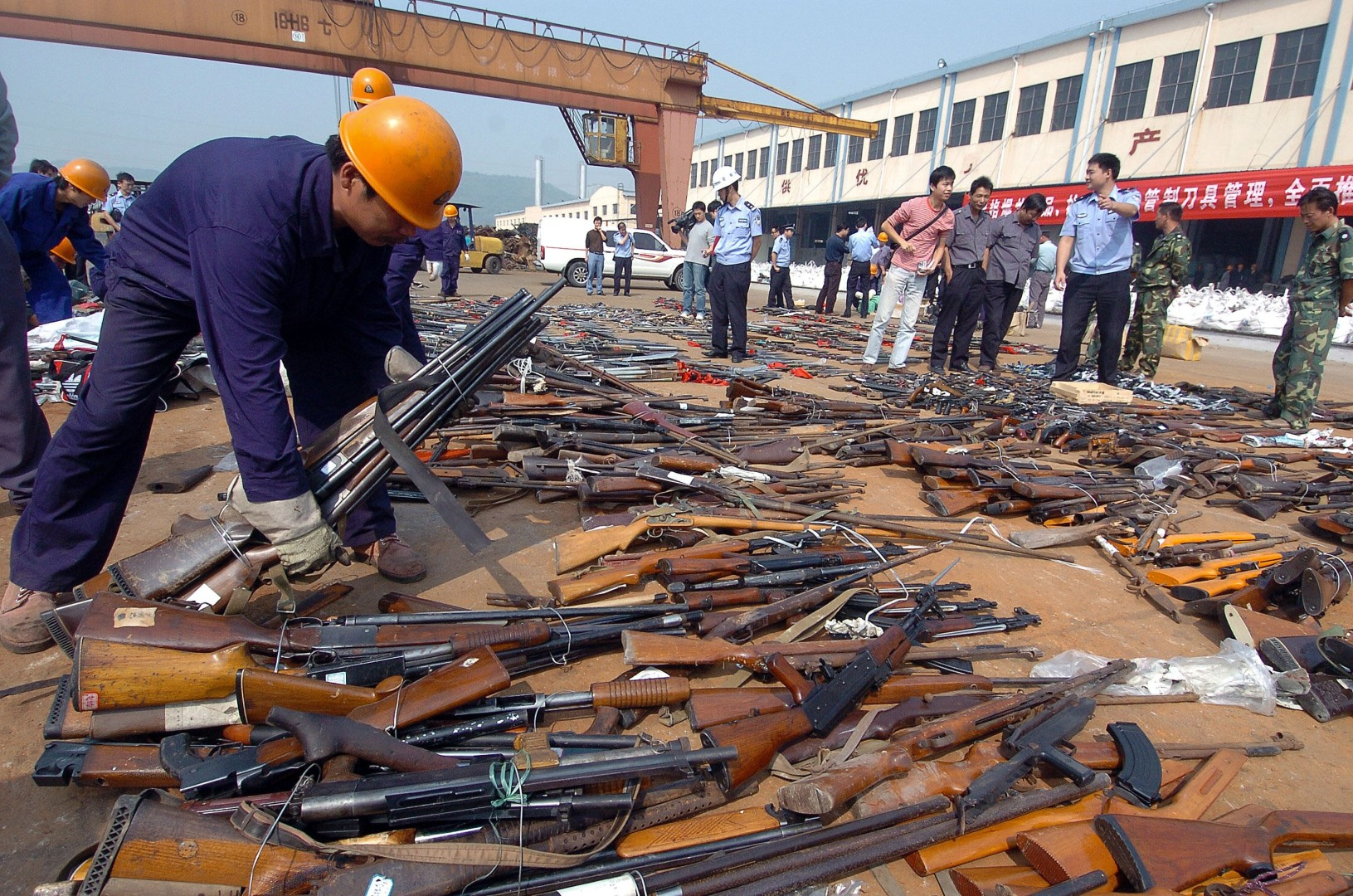 China eases air gun laws after public outcry over harsh court
