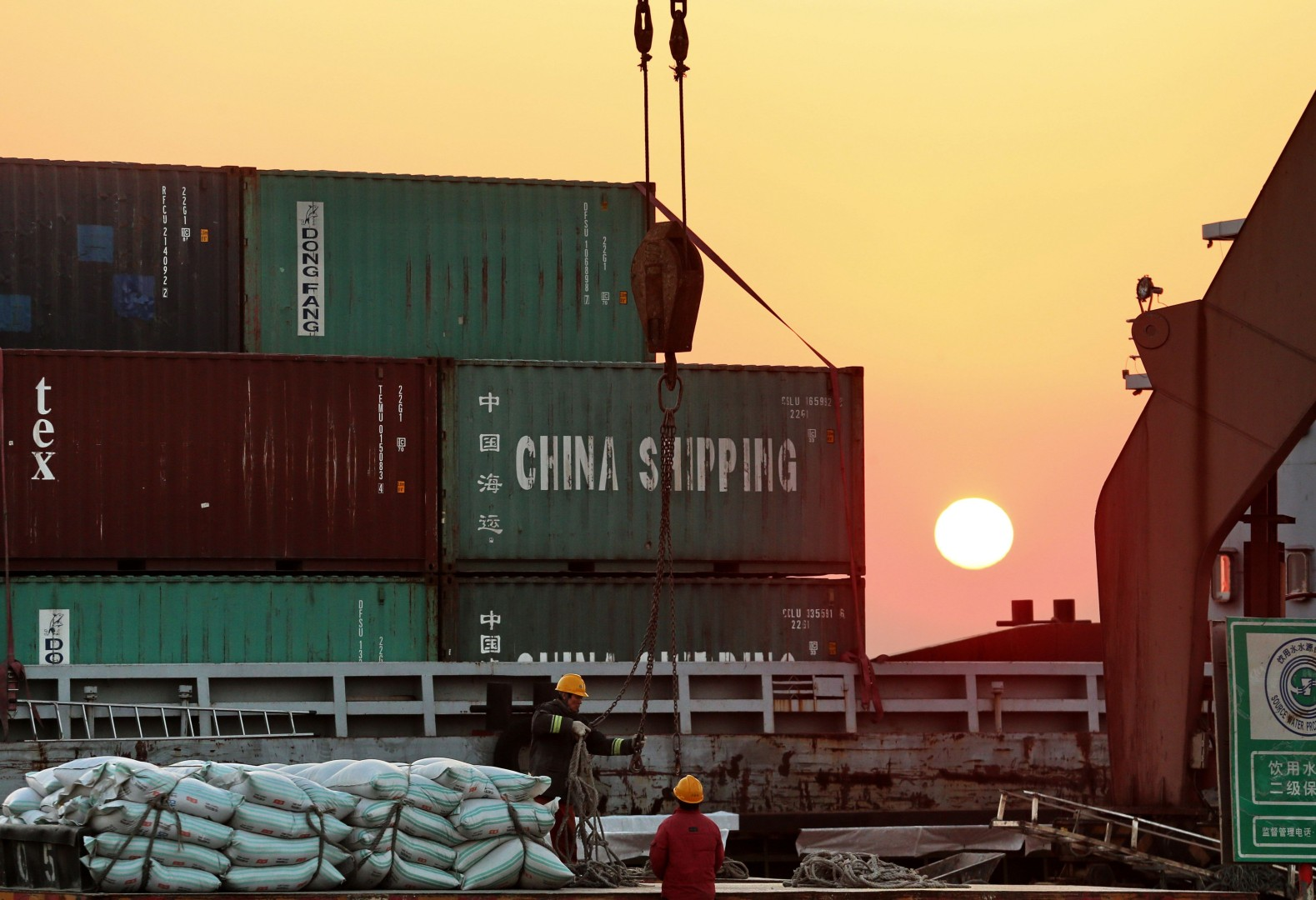 China's manufacturing growth rebounds in March as exports recover