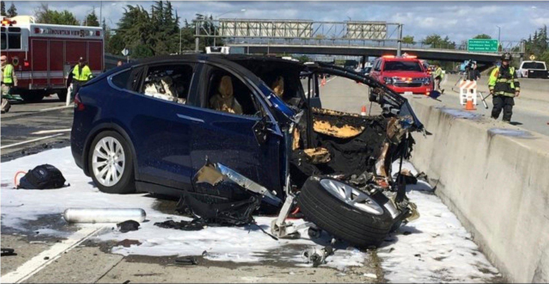 Tesla woes following fatal crash dent Elon Musk's fortune and chance