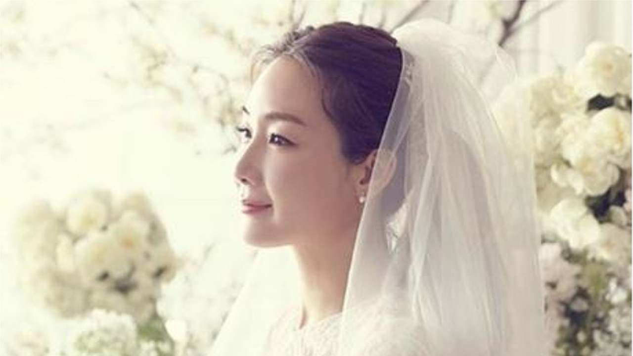 aed8a226a7 K-drama star Choi Ji-woo married in 'quiet' private wedding   South China  Morning Post