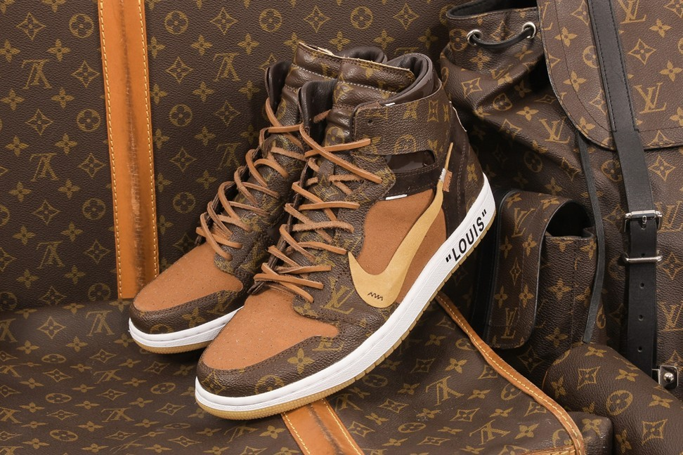 994e94b5a20 Virgil Abloh's Louis Vuitton appointment inspired this Nike Air Jordan 1 |  South China Morning Post