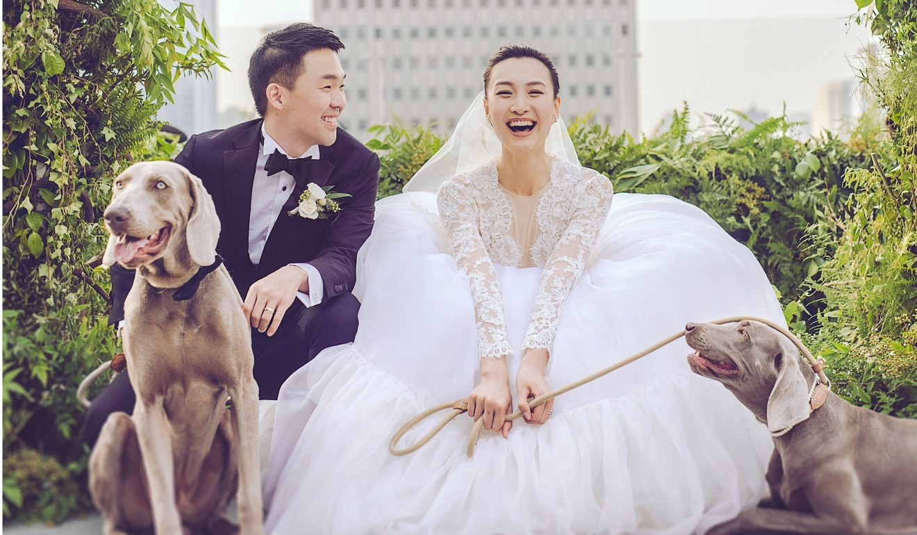 54ed652ba5 Three high-end Chinese wedding trends  quality