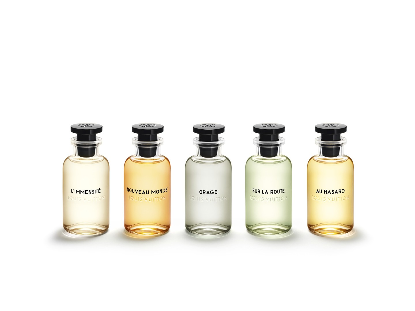 ea92f5dae19 Louis Vuitton launches its first fragrance range for men