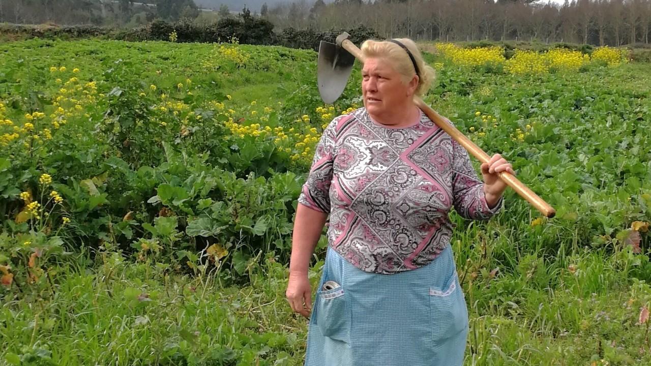 dfcef61a2f Spanish potato farmer Dolores Leis looks a lot like Donald Trump | South  China Morning Post