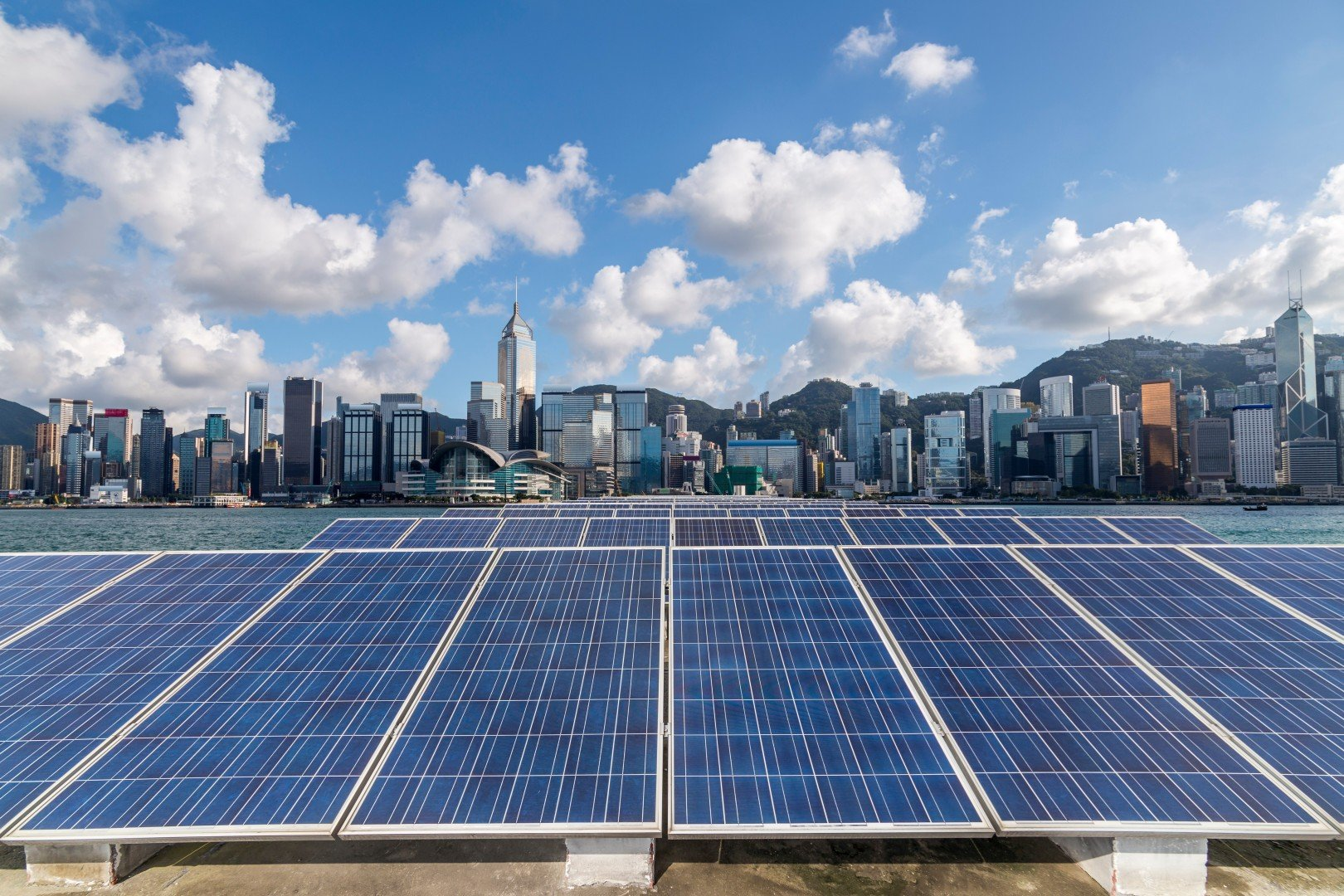 Hong Kong warms to solar power, but how many people can