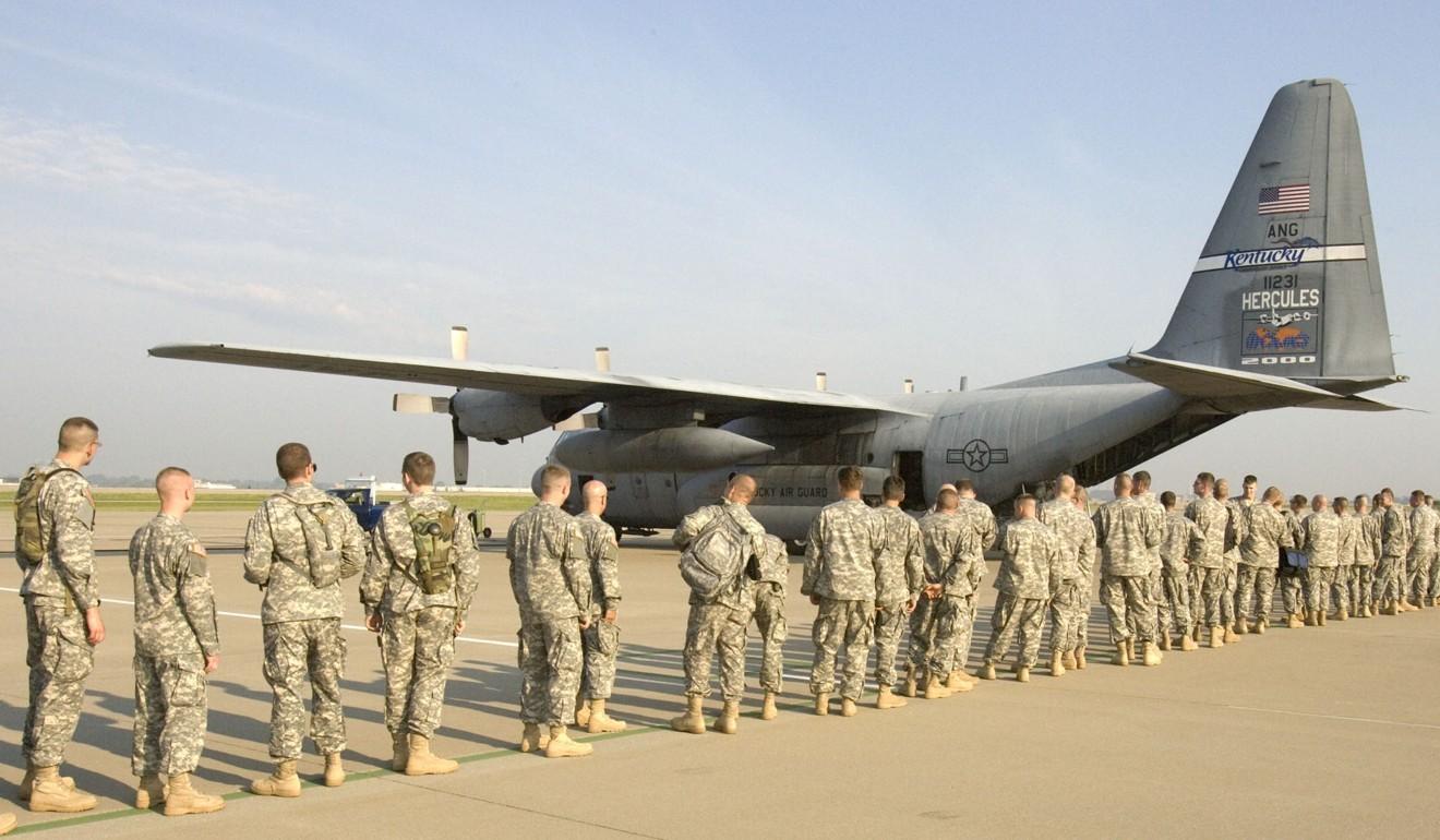 Nine killed as C-130 Hercules cargo plane crashes on US