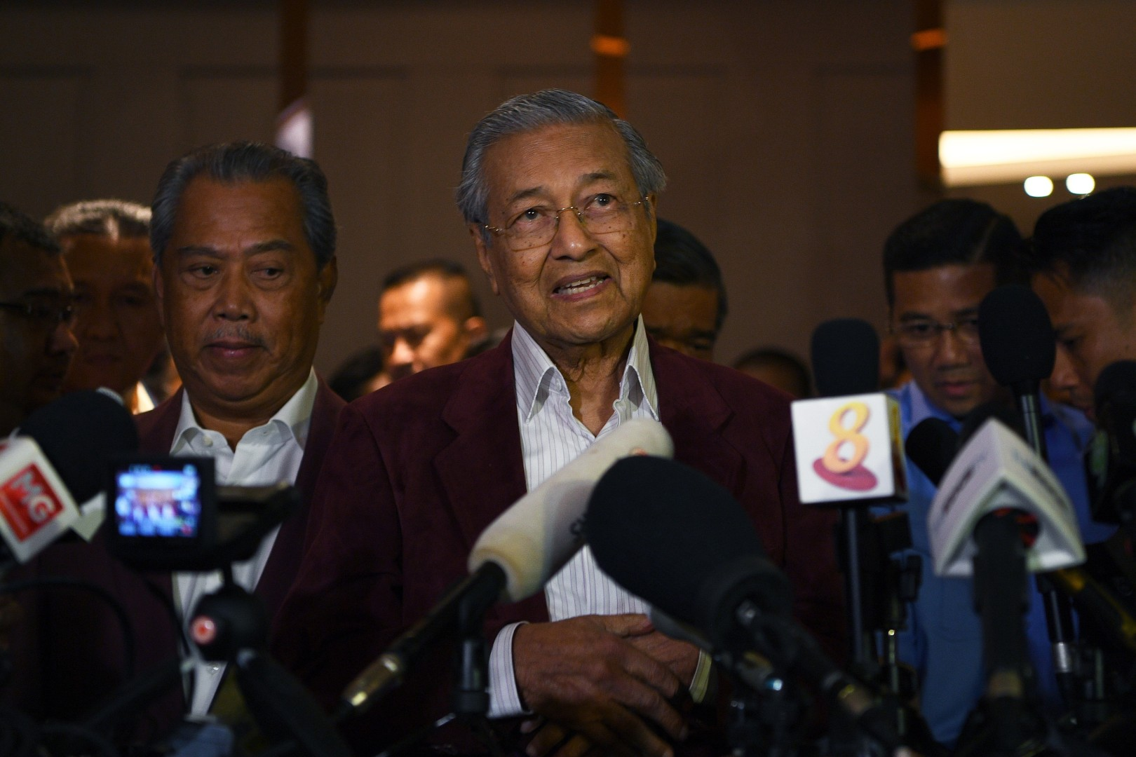 a9decb253 Malaysia election live  Mahathir Mohamad claims victory